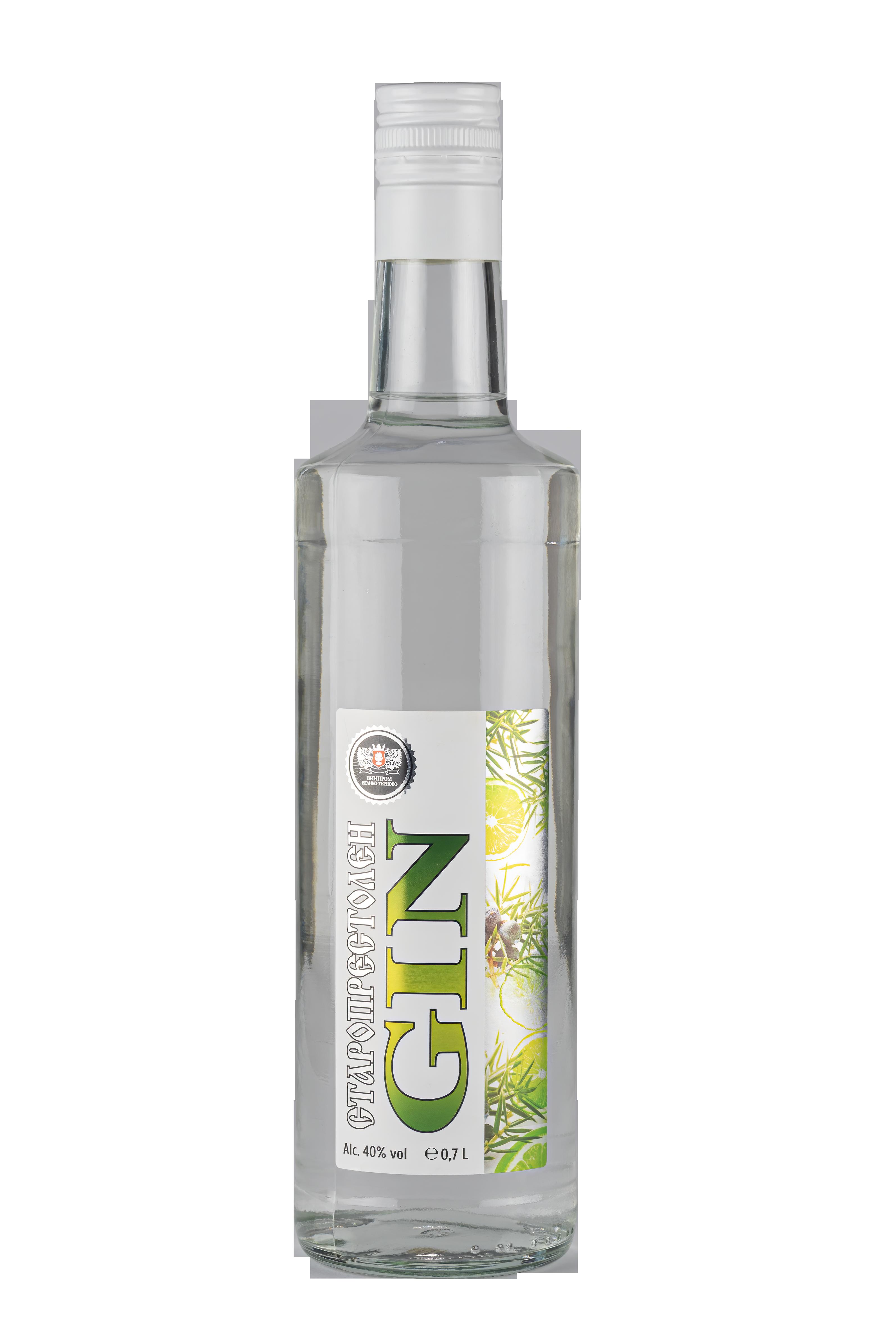 джин, джин старопрестолен, български джин, джин от винпром ад велико търново