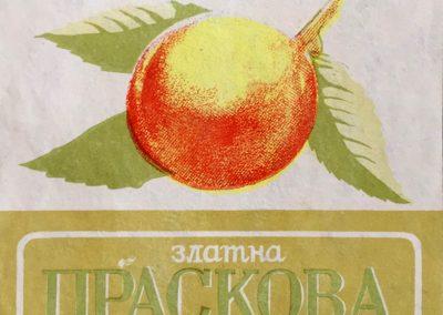 Zlatna praskova - Old