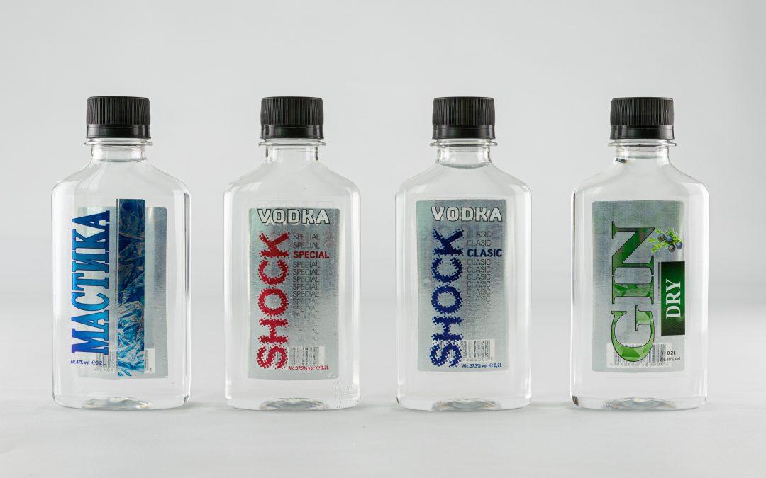 Винпром АД с нова разфасовка на алкохолните напитки